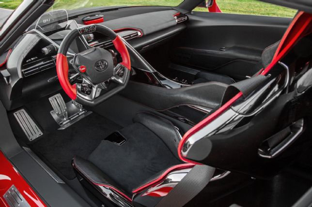 Toyota FT-1 Concept, Price, Engine, Release Date