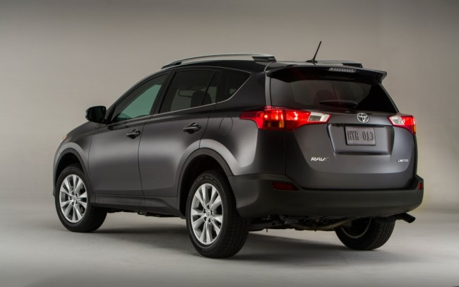 2015 toyota rav4 suv redesign. Black Bedroom Furniture Sets. Home Design Ideas