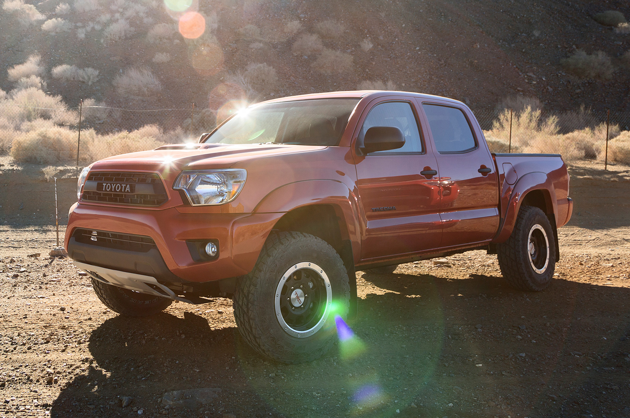 2015 Toyota Tacoma TRD Pro Redesign
