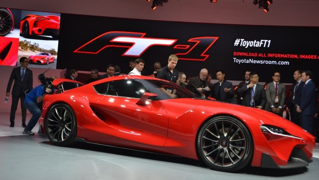 Toyota Supra 2015 Performance and Redesign