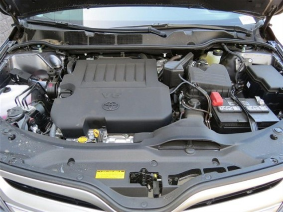 2014 Toyota Venza Limited V6 engine