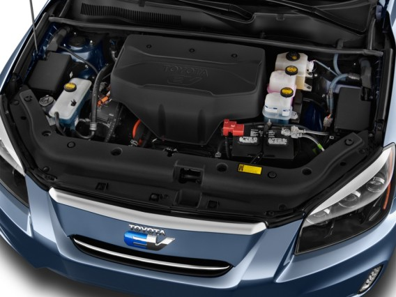 2014 Toyota RAV4 Electric engine