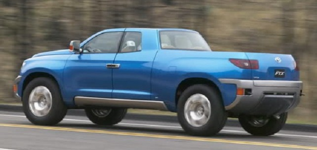 2016 Toyota Hilux rear