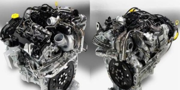 2016 Toyota Land Cruiser Hybrid engine