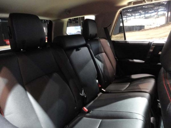 2015 Toyota 4runner Interior Pictures Seats Autos Post