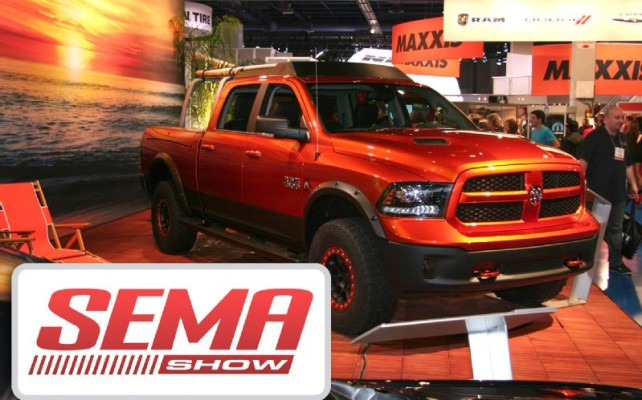 SEMA Aftermarket Show 2014