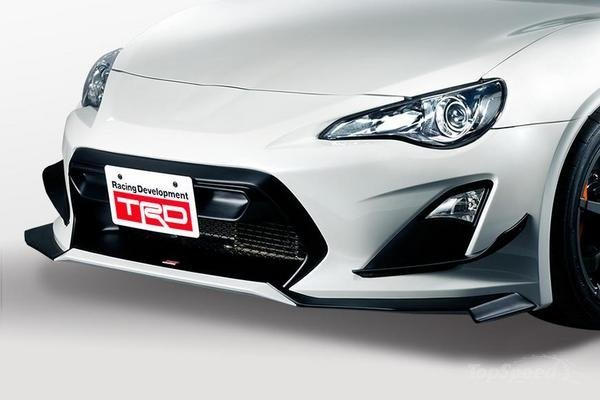 2014 Toyota GT 86 14R60 front grill
