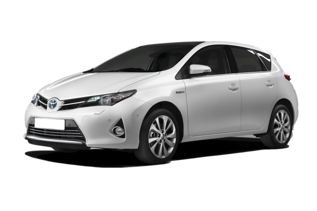 Toyota Auris Hatchback 2014