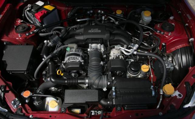 2015 Toyota Scion FR-S (GT 86 engine