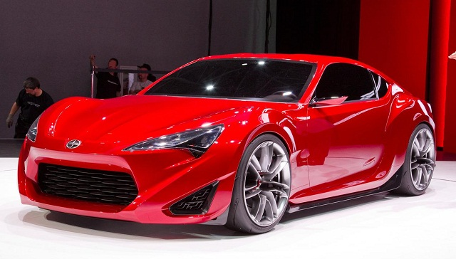 2015 Toyota Scion FR-S (GT 86 front side