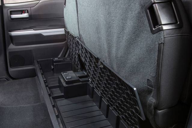 2015 Toyota Tundra Diesel equipment