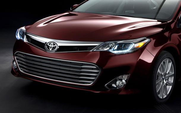 2016 Toyota Avalon front grill