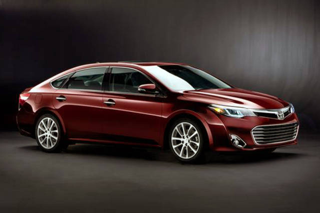 2016 toyota avalon release date and price. Black Bedroom Furniture Sets. Home Design Ideas