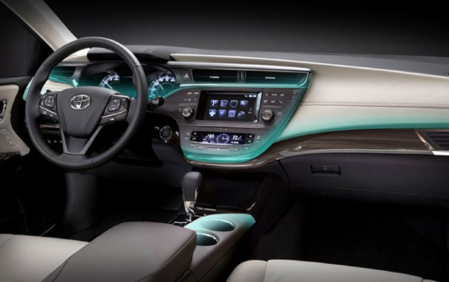 Toyota Hybrid Cars 2015 avalon interior