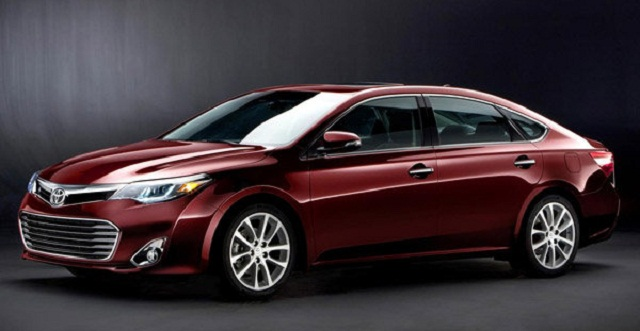 Toyota Hybrid Cars 2015 avalon