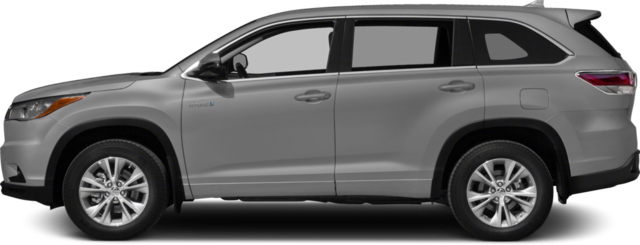 2015 Toyota Highlander Hybrid Limited side