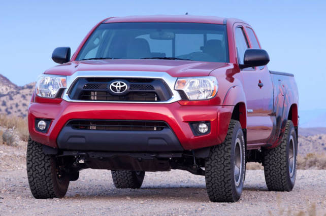 2016 toyota tacoma diesel price specs. Black Bedroom Furniture Sets. Home Design Ideas