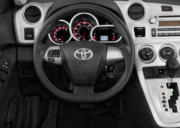 2016 Toyota Matrix instrument