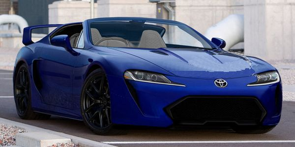 2016 Toyota Supra Convertible Review, Specs, Price, Engine, Release Date