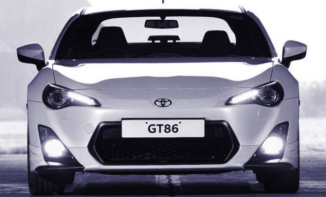 2016 Toyota GT86 Lightweight front grill