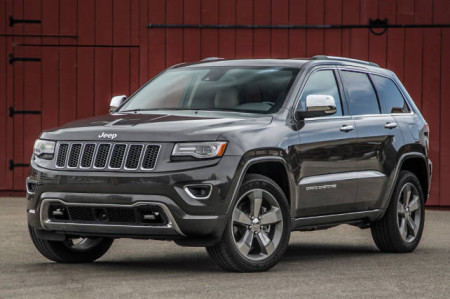 2015 Toyota 4runner vs. 2015 Jeep Grand Cherokee jeep