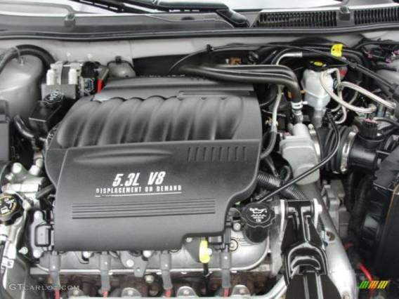 2015 Toyota Avalon vs. 2015 Chevrolet Impala engine impala