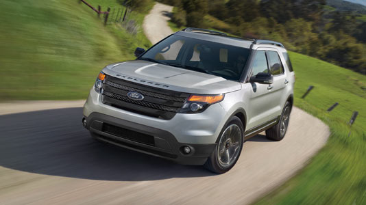 2015 ford explorer vs 2015 toyota highlander. Black Bedroom Furniture Sets. Home Design Ideas