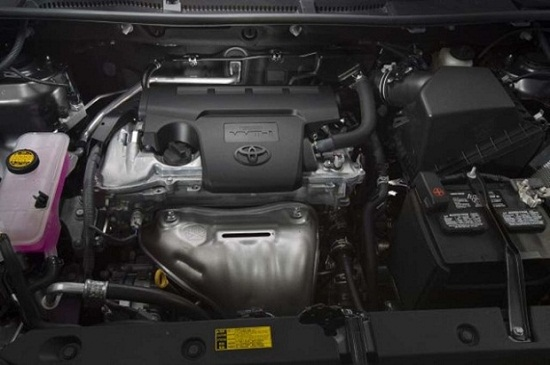 2016 Toyota Rav4 Engine