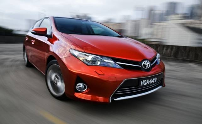 2015 Toyota Corolla LE Eco Performance