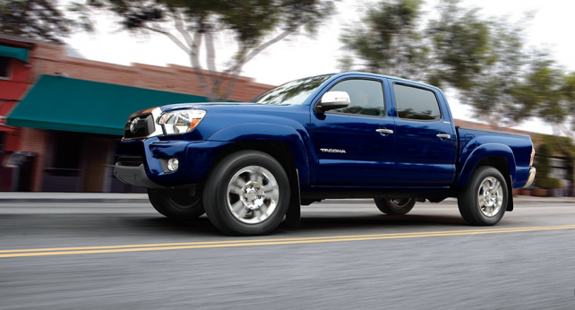 Toyota Pickup Trucks