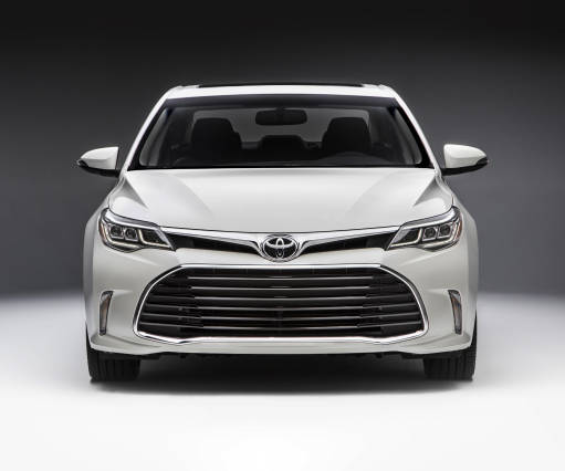 toyota-avalon-2017-front