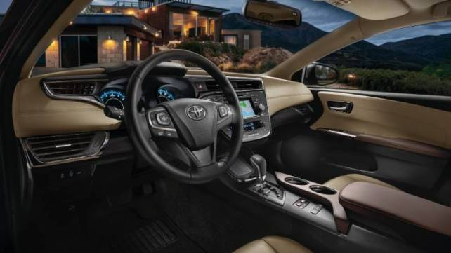 toyota-avalon-2017-interior